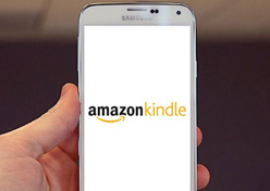 Samsung, Amazon e Kindle fecham parceria