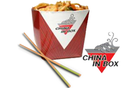 China In Box abre restaurantes em shoppings
