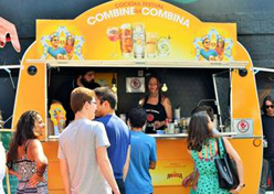Bacardi cria o drink truck Combine que Combina