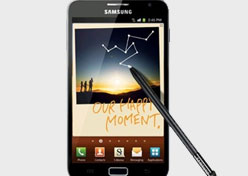 Samsung divulga Galaxy Note Studio no McDonald?s