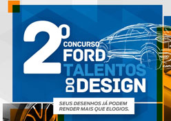 Ford lança concurso de design do Ecosport 2022