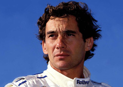 Gillette e H&S homenageiam Ayrton Senna
