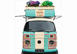 Lanchonete Tostex adere ao Food Truck