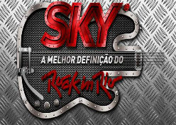 Sky presenteia assinantes com guitarras