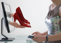 E-commerce de moda cresce 50%