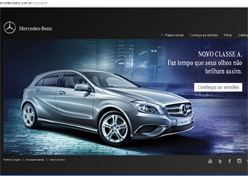 Mercedes-Benz lança vídeo do Novo Classe A