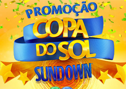 Sundown sorteia ingressos para a Copa do Mundo