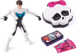 McLanche Feliz traz Monster High e Max Steel