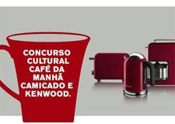 Camicado presenteia com kit da Kenwood