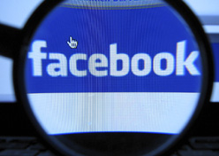 Facebook retira ofensas do ar