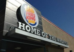 Burger King muda nome para Fries King