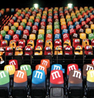M&M`s replica no Brasil Marketing inovador da marca nos EUA