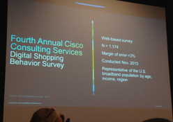 NRF 2014: Digital Shopper Behavior