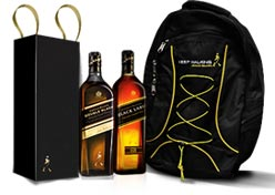 Johnnie Walker cria loja no Facebook