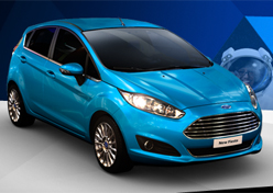 Ford convida público para vídeo do New Fiesta