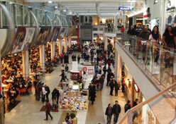Shoppings estimam 10% a mais em vendas no Natal