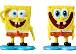 Chupa Chups licencia personagens do Bob Esponja