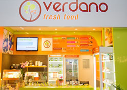Mundo Verde inicia expansão do Verdano Fresh Food