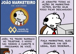 Existe descanso no Marketing?