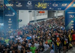 Lorenzetti renova patrocínio à Night Run