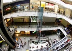 O poder de encantamento dos shoppings centers