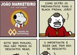 Preparativos para o Black Friday