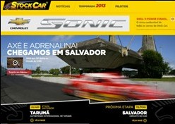 Stock Car lança plataforma digital