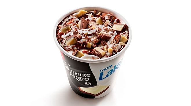 McDonald's: McFlurry Diamante Negro Laka