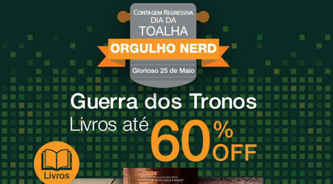 Amazon celebra o Dia do Orgulho Nerd