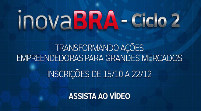 Bradesco: segundo ciclo do InovaBRA