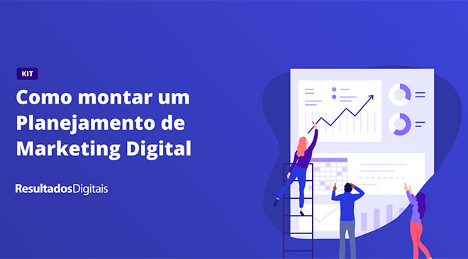 RD lança eBook de planejamento de Marketing Digital