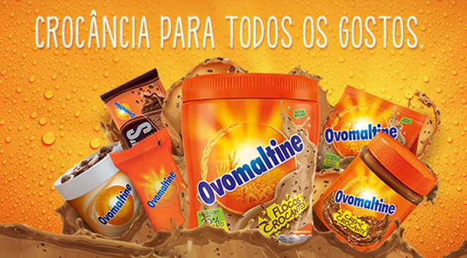 Ovomaltine: ensinamentos do co-branding