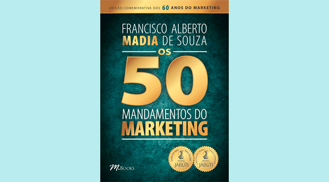 50 Mandamentos do Marketing é ampliado
