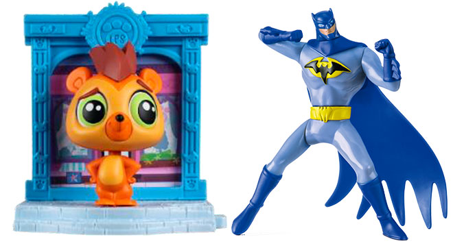 McDonald's: Batman e Littlest Pet Shop