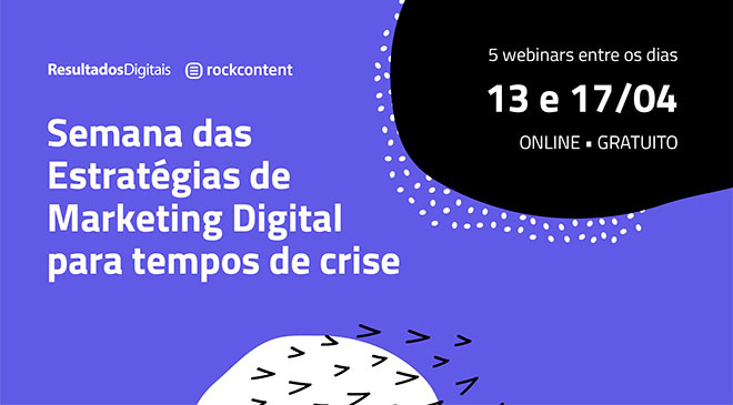 Marketing Digital na crise