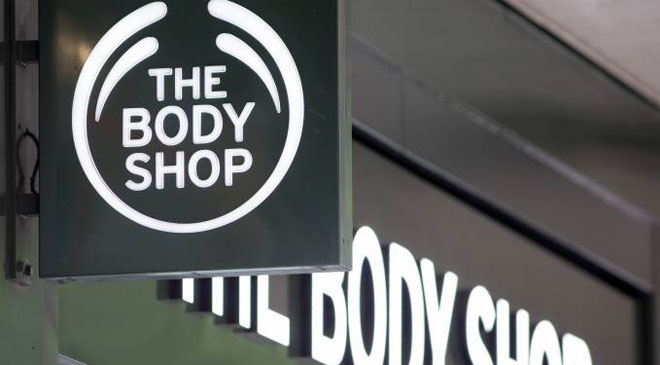 Natura pode adquirir The Body Shop