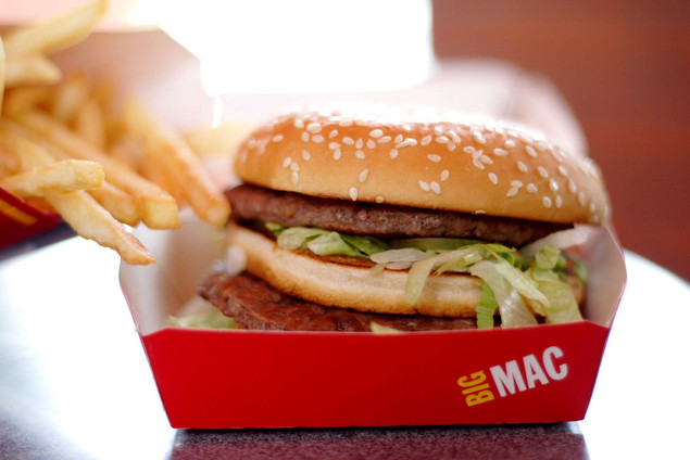 McDonald's, McDia Feliz, Big Mac, House Of Food