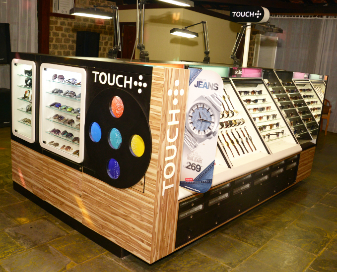 Touch, Collection Touch, PDV
