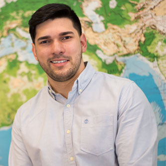 Samuel Soares, Gerente de Marketing do Airbnb no Brasil
