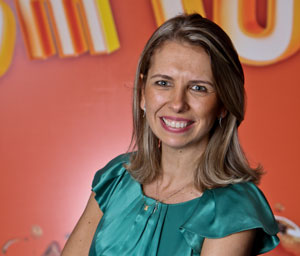 Sílvia Amaral, Diretora de Marketing de Ovomaltine