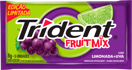 Trident, Fruit Mix, Lollapalooza
