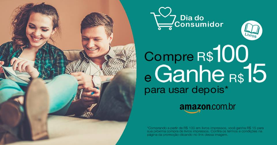Amazon, E-commerce, semana do consumidor