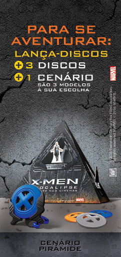 X-Men, Habib's, Kit Infantil