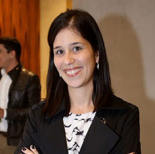 Cecília Ligiero, Superintendente do Rio Design Barra e do Rio Design Leblon