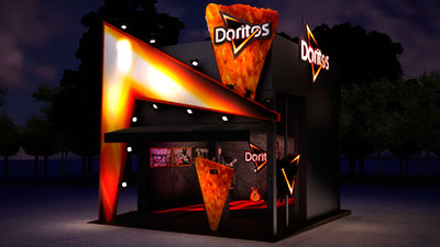 Doritos, Rock in Rio