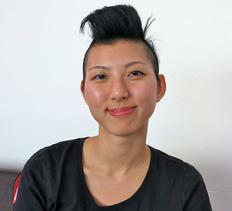 Enid Hwang, Comunity Manager do Pinterest nos EUA