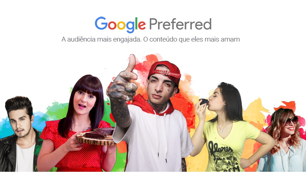 Google, YouTube, Google Preferred