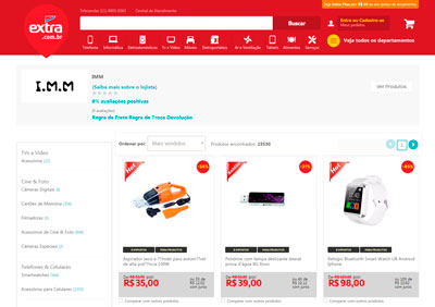 Cnova, Instant Mart Merchandising, e-commerce, marketplace