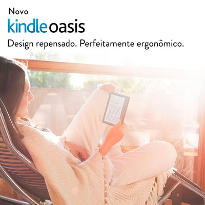 Amazon, kindle oásis, e-reader