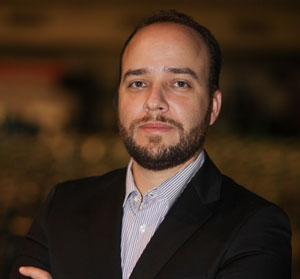 Márcio Pinto, Gerente de Marketing da Autodesk Brasil